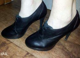 Ботильоны/ботинки/туфли(кожа)