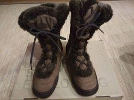 The North Face зимние женские сапоги, ботинки из США размер 39-40