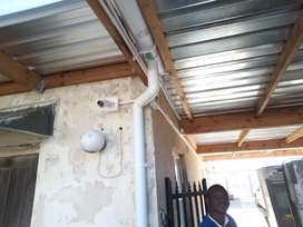 Electrical, cctv and fire detection services