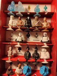 Stikeez Star Wars Pudełko i figurki