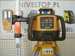 ZESTAW Niwelator laserowy TOPCON RL-H5A + Statyw + Łata Gw.5lat