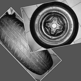 Mags and Tires