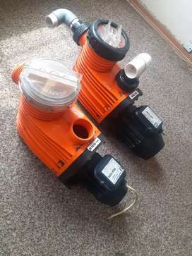 Swimming pool Pumps variety sizes