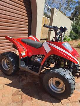 Big Boy 110cc quad