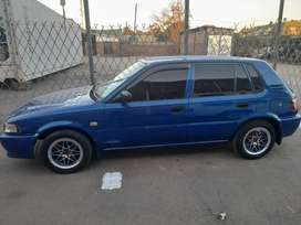 Toyota Tazz 1.3 for sale R48 000