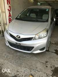 Toyota vitz new shape for sale 0