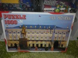 Puzzle palac prezydencki