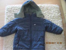 Куртка и комбинезон зима (термо) 98-110