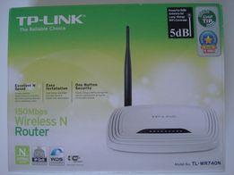 Router TP-Link TL-WR740N 150Mb/s 802.11n