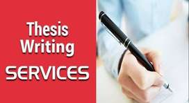 Thesis, Dissertation, Assignments, Research Proposal Assistance