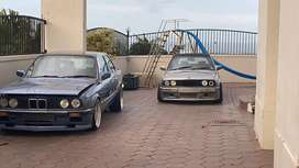 Bmw e30 323i turbocharged