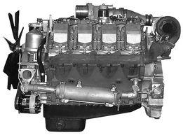 Двигатель Тутай ЯМЗ-840