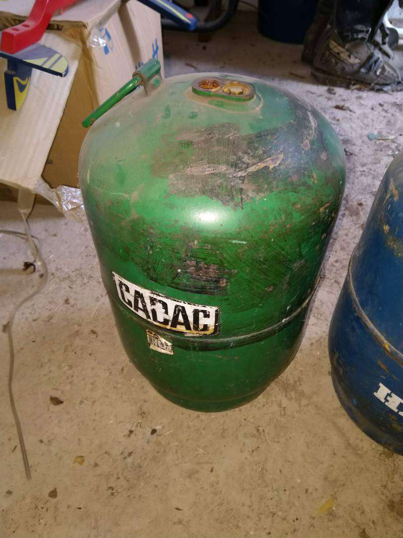 Cadac No 10 Gas Cylinder 0