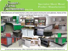 Specialist Sheet Metal Product Manufacturers