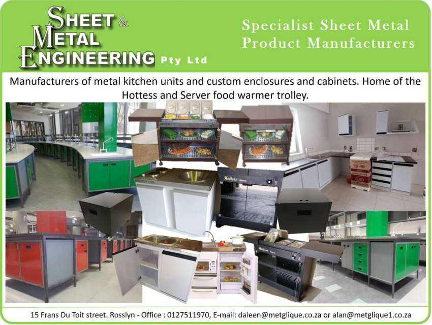 Specialist Sheet Metal Product Manufacturers 0