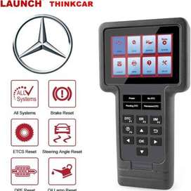 Launch ThinkScan for Benz – All Systems Scanner5 Reset Service