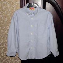 Джинсовая рубашка 150рублей.