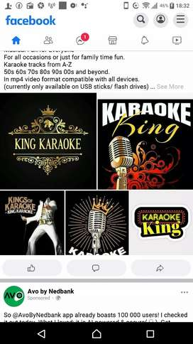 KARAOKE FOR EVERYONE - WELCOME TO KARAOKE KING CAPE TOWN