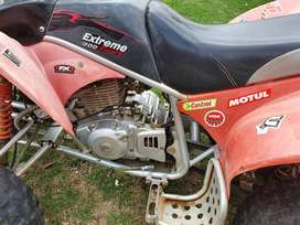 300cc International racing quadbike