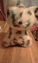 Котик мягкая игрушка