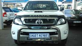 Pre -Owned TOYOTA HILUX D4D LEGEND 40 AUTO 3.0  Engine