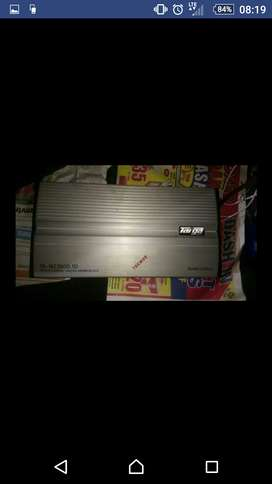 Targa tremor series amp for sale