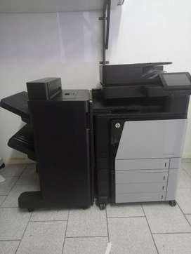 Hp LaserJet M880 Printer