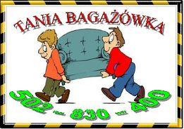 Bagażówka Bydgoszcz & Przeprowadzki & Transport & Recykling 24/7