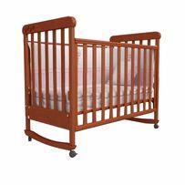 Детская кровать ЛД-12 (Соня) без ящика Верес ольха НОВАЯ