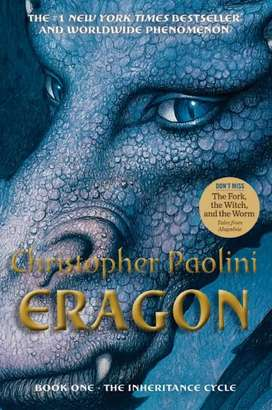 Eragon and Eldest Books by Christopher Paolini (Set)