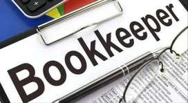 Bookkeeper needed JHB - half day job from 8am to 12:30pm