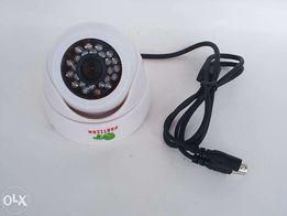 Камеры видеонаблюдения с ИК-подсветкой PARTIZAN