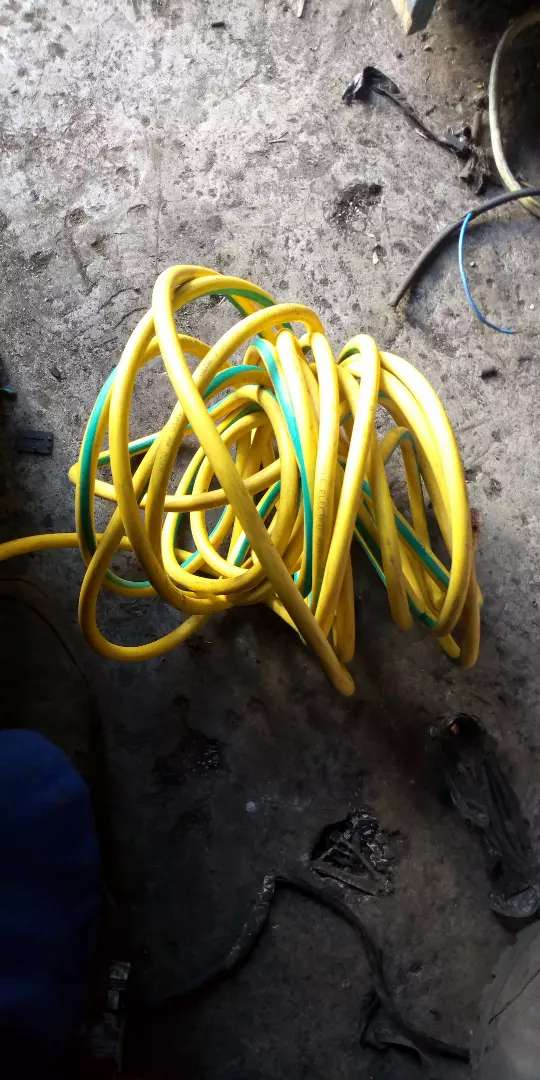Welding machine cables 0