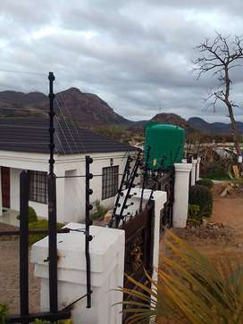 Security systems installation and maintenance