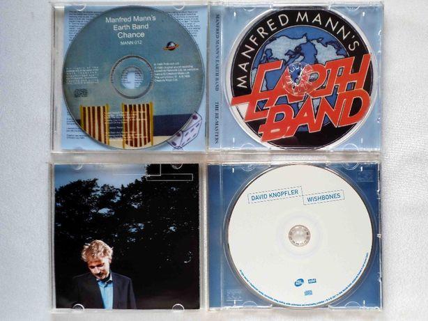 Jethro Tull,Manfred Mann's E.B.,David Knopfler (4 диска CD) Могилев-Подольский - изображение 4