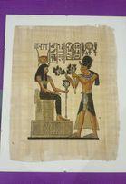 Papirus w antyramie