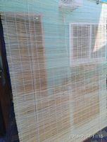 Продам бамбуковые жалюзи.