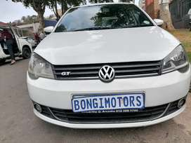 VOLKSWAGEN POLO VIVO GT 1.6 WITH SERVICE BOOK IN EXCELLENT CONDITION