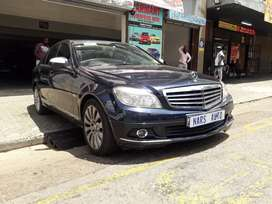 2009 MERCEDES BENZ C280 AUTOMATIC
