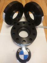 Проставки 20мм 2см для дисков BMW X5 E53 E46 E90 E36 E34 E38 E60 E65