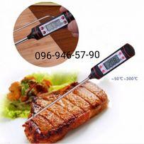 Цифровой датчик термометр градусник ТР-101 для еды мяса кухни кухонный