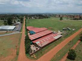 A large  property  for sale in meyerton