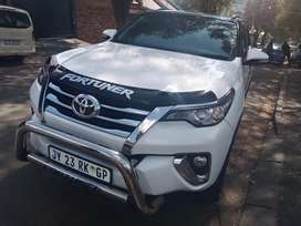 TOYOTA FORTUNER 2.4 GD6