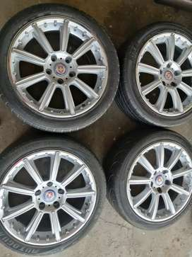 17inch Bmw Rims and tyres