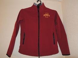 фирменная легкая куртка ветровка кофту Port Authority, р.S