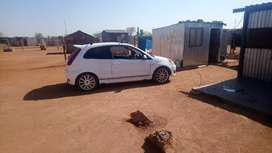 I am selling my Ford Fiesta 2008  2.0ST  new 17 inch tyre