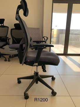 8 x Office Chairs for sale