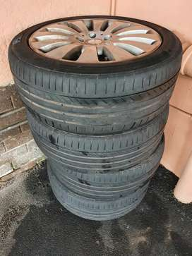 Mercedes 17 inch Mags