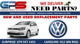 NEW AND USED REPLACEMENT PARTS / SPARES / BMW/ AUDI/ MERCEDES/ VW. 2