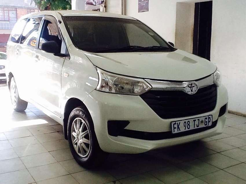 2016Toyota avanza 1.5 CS available now for sale
